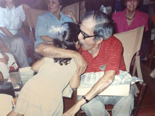 Avi y yo